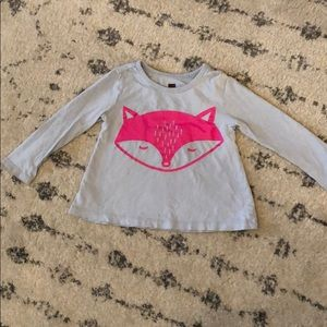 Tea Collection Shirts & Tops - Tea Collection long sleeve 12-18 months